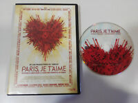 PARIS JE T´AIME GUS VAN SANT ELIJAH WOOD DVD ESPAÑOL ENGLISH FRANCAIS