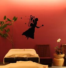 Wall Stickers Vinyl Decal Nursery Fairy Angel Magic for Kids ig585