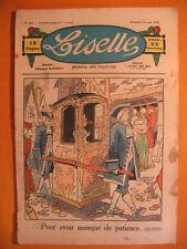 LISETTE N° 33 du 13/08/1933 -3ème année -éditions de Montsouris