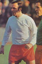 Football Photo>JIMMY ARMFIELD Blackpool 1960s