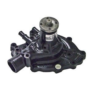 Tuff Stuff Water Pump 1432C; SuperCool Black Cast Iron for Ford 289/302/351W SBF