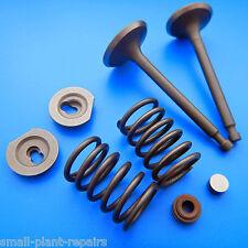 Exhaust & Inlet Valve Kit Assembly Fits Honda GX340 & GX390 Engine Models