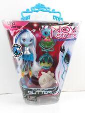 Novi Stars Glitter Body UNA VERSE Alien Doll + Pet Molecule NRFB MGA Toys