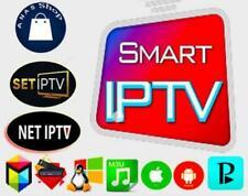 "12 mois IP""TV Smarters Pro Abonnement 12 mois (✔️M3U✔️SMART TV✔️ANDROID ✔️MAG)"