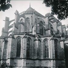 REDON c. 1955- L'Église Saint-Sauveur Ille et Vilaine - Div 9863