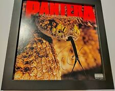 PANTERA – The Great Southern Trendkill – FULLY SIGNED by the ORIGINAL LINEUP!