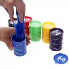 Color Liquid Barrel O Slime Prank Trick Party Favors Joke Toys Gag Play Jouet