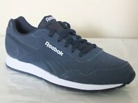 REEBOK ROYAL GLIDE MENS SHOES CLASSIC TRAINERS UK SIZE 8 - 11.5     CN4562 NAVY