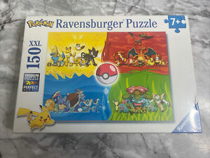 Ravensburger: Pokemon XXL 150 Piece Puzzle *BRAND NEW* + Fast Free Dispatch