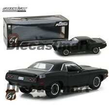 Fast and Furious Lettys traje Plymouth Barracuda 1 18 escala Highway 61 18005