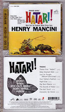 Henry Mancini , Hatari (Music From The Motion Picture Score)(SACD_Hybrid_Stereo)