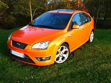 Peinture carrosserie: Superbe Orange Electrique Nacré FORD ST RS réf 6FSEWWA