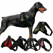 Dog Harness Adjustable Vest Durable Reflective Walking Pet Small Medium Big