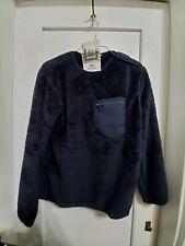 US SELLER Uniqlo X Engineered Garments Men Fleece Pullover NAVY NWT