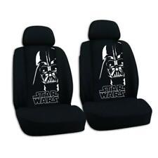 Auto Sitzbezug Set Star Wars schwarz Sitzbezüge Schonbezüge vorne universal ABE