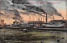 Kruppsche Werke in Rheinhausen Friedrich Alfred Hütte Postkarte