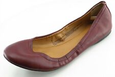 Mossimo Size 7 M Brown Smoking flats Synthetic Women Shoes