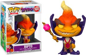Funko POP! Spyro #531 Ripto [In Pop Protector]