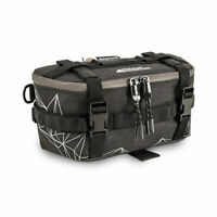 Kappa Motorbike Motorcycle Handlebar Bag Black - 3 L