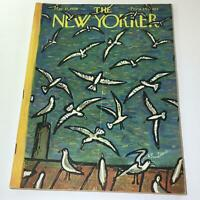 The New Yorker: May 17 1958 Full Magazine/Theme Cover Abe Birnbaum