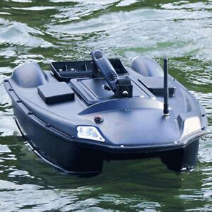 500M Großes GPS Futterboot Fischerköderboot 2 Hoppers Karpfen Fischerboot+Tasche