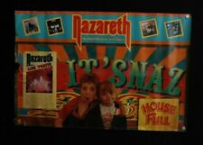 "Nazareth ""It's Naz"" Promo Poster 24 x 36"