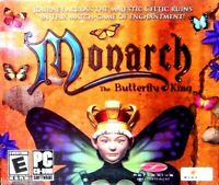 Monarch The Butterfly King PC Games Windows 10 8 7 XP Computer match 3 puzzle