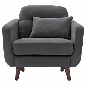 Serta at Home Sierra Accent Chair in Slate Gray (BR7)
