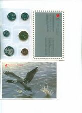 1988 CANADA Proof Like Set  Uncirculated with COA and envelope as issued PL