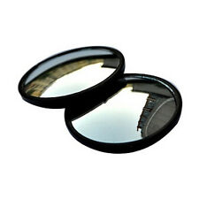 "2pcs Dia 2"" Convex Adhesive Round Rear View Blind Spot Mirror for Car Pickup SUV"