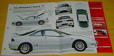 1998 99 1997 Acura Integra Type R 4 Cyl 1797cc 195 hp IMP Info/Specs/photo 15x9