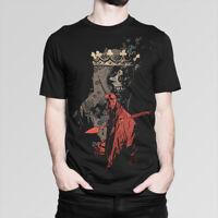 Hellboy T-Shirt, Comics Tee, Men's Women's All Sizes