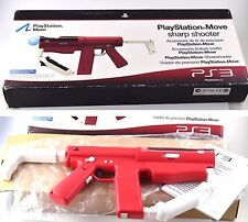 Playstation Move Sharp Shooter  PS3 PS4 PSVR Sony System New