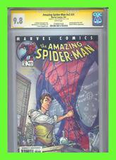 Amazing Spider-Man #31 V2 CGC 9.8 SS J Scott Campbell