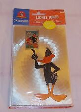 USPS 1999 Looney Tunes Stamp Collection Foil Notecards 6 Cards 6 Envelopes