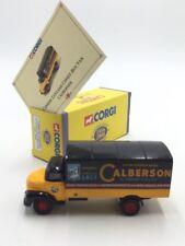 comet box van 1/64 corgi camions d'antan n18/50 boite certif lire descriptif