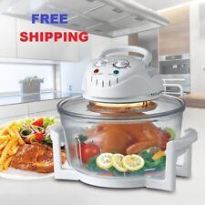 Air Fryer Oil Less Griller Roaster Low Fat Technology Calorie Reducer 12 Quart