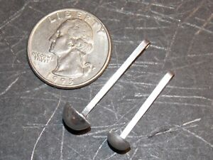 Dollhouse Miniature Kitchen Utensils Spoons Ladles 1:12 scale A2 Dollys Gallery