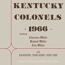 The Kentucky Colonels - 1966 [New CD] UK - Import