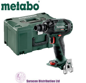 "METABO SSW 18 LTX 300 BRUSHLESS CORDLESS IMPACT WRENCH 18V, 1/2"" - 602395840"