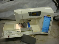 Baby Lock ESg3 embroidery sewing machine & manuals works good, all seen