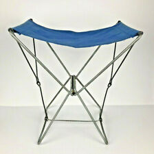 Vintage Champion Mini Folding Chair Hiking Backpacking Mountaineering Camping