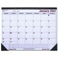 2022 Brownline C1731 Desk Pad Calendar 17 X 22 January Thru December 2022