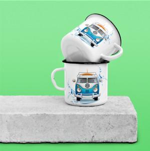 Camper Van Ceramic Mug Caravan Camper VW