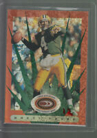 1999 DONRUSS PREFERRED SILVER QBC POWER #14 BRETT FAVRE 072/500 PACKERS HOF