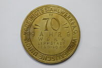GERMANY 1930 LIPPSTADT MEDAL 80mm EX H. WINTER AUCTION 103 LOT 1108 B11 BX4 - 6