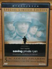 Saving Private Ryan (1998) Dvd Steven Spielberg • Tom Hanks • Matt Damon