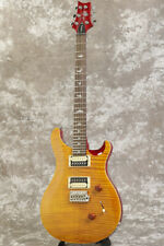 New Paul Reed Smith PRS SE Custom 24 Vintage Yellow Electric Guitar From Japan