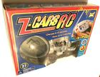 Atomic Toys Z-Cars R/C Series 1 1/64 Scale Multi-Pod Silver Racing Car New