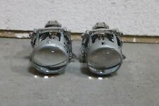 BMW E46 OEM D1S Bi-Xenon Projectors HID Retrofit Retro Fit  Shrouds